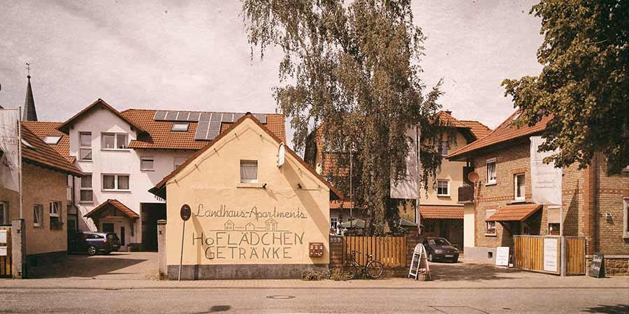 Hoflädchen Ochsenschläger in Biblis-Wattenheim