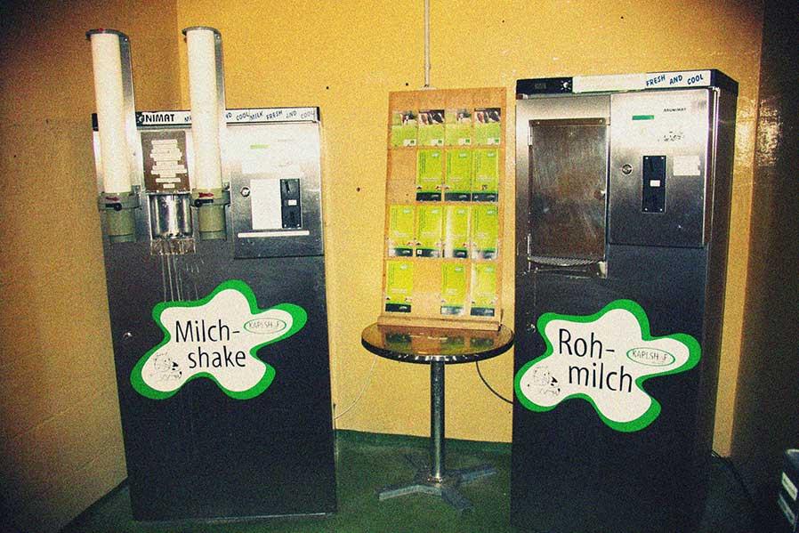 Lebensmittelautomaten, Karlshof, Roßdorf