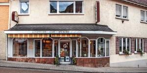 Bäckerei und Café Riesiger in Beerfelden im Odenwald