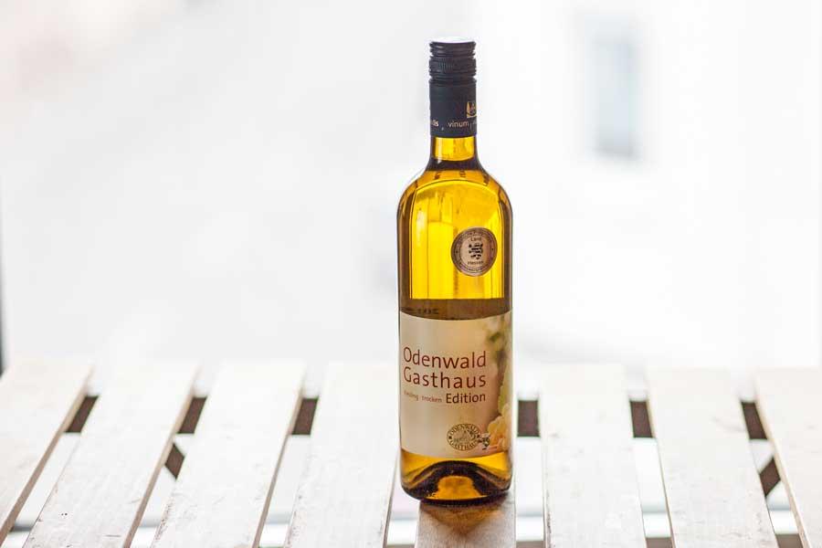 Odenwald-Gasthaus-Wein