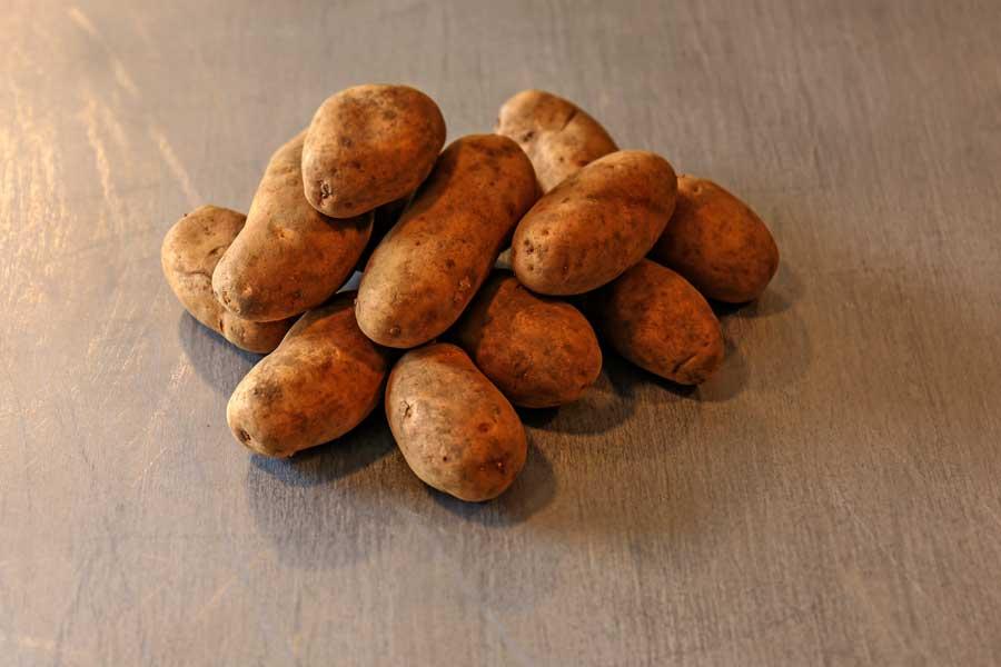 Kartoffeln aus Anbau nach Demeter-Richtlinien