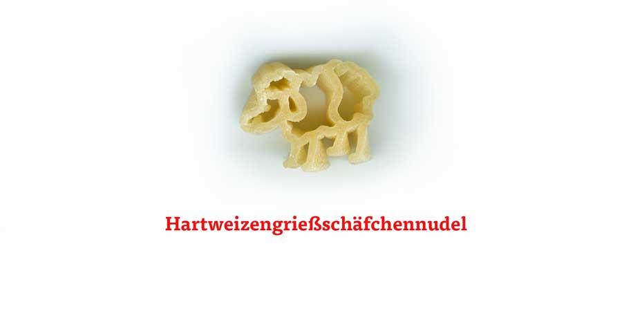 Schäfchennudeln aus Rehbach von Odenwald Genuss Heist
