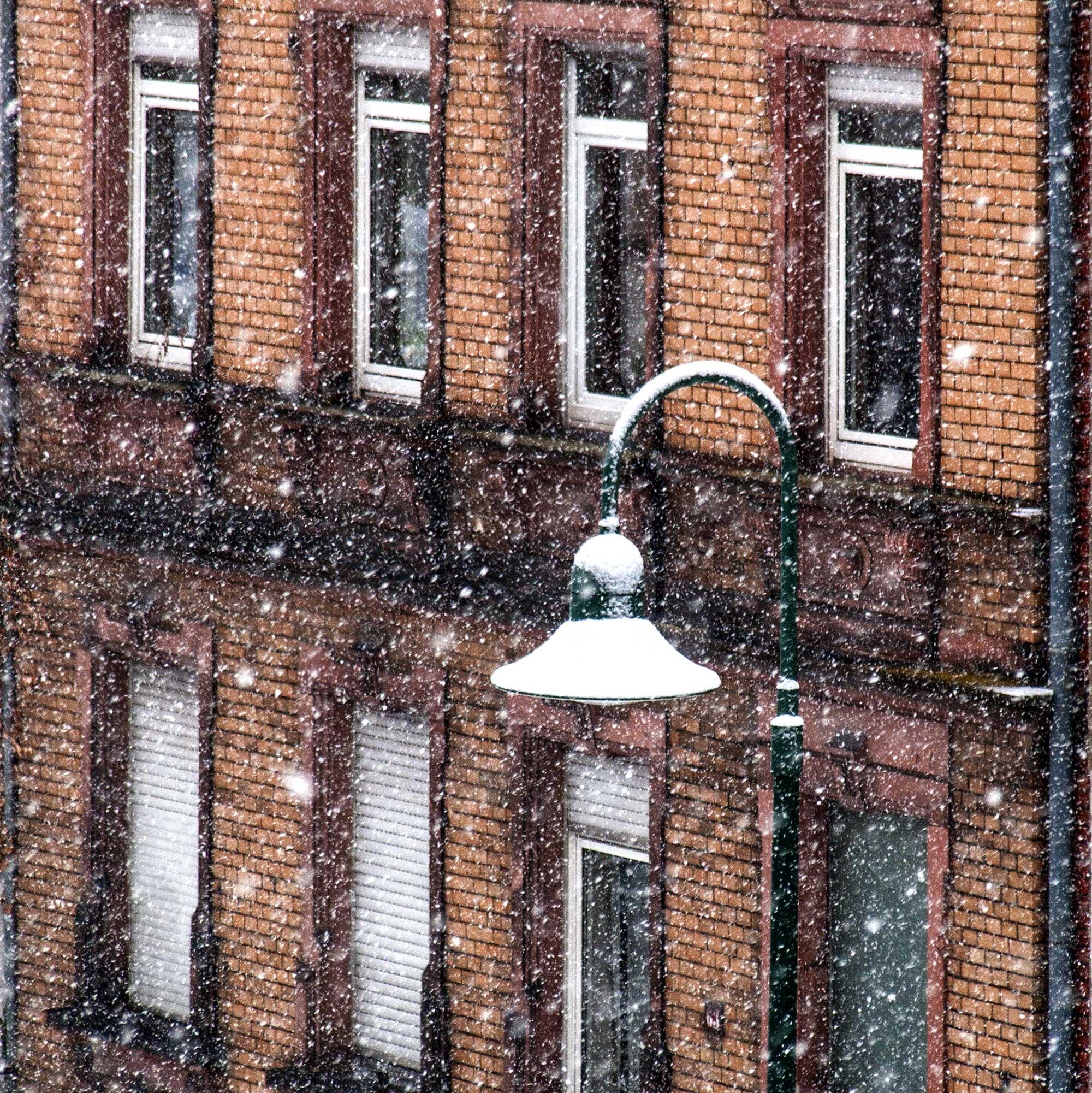 Dezember im Johannesviertel in Darmstadt