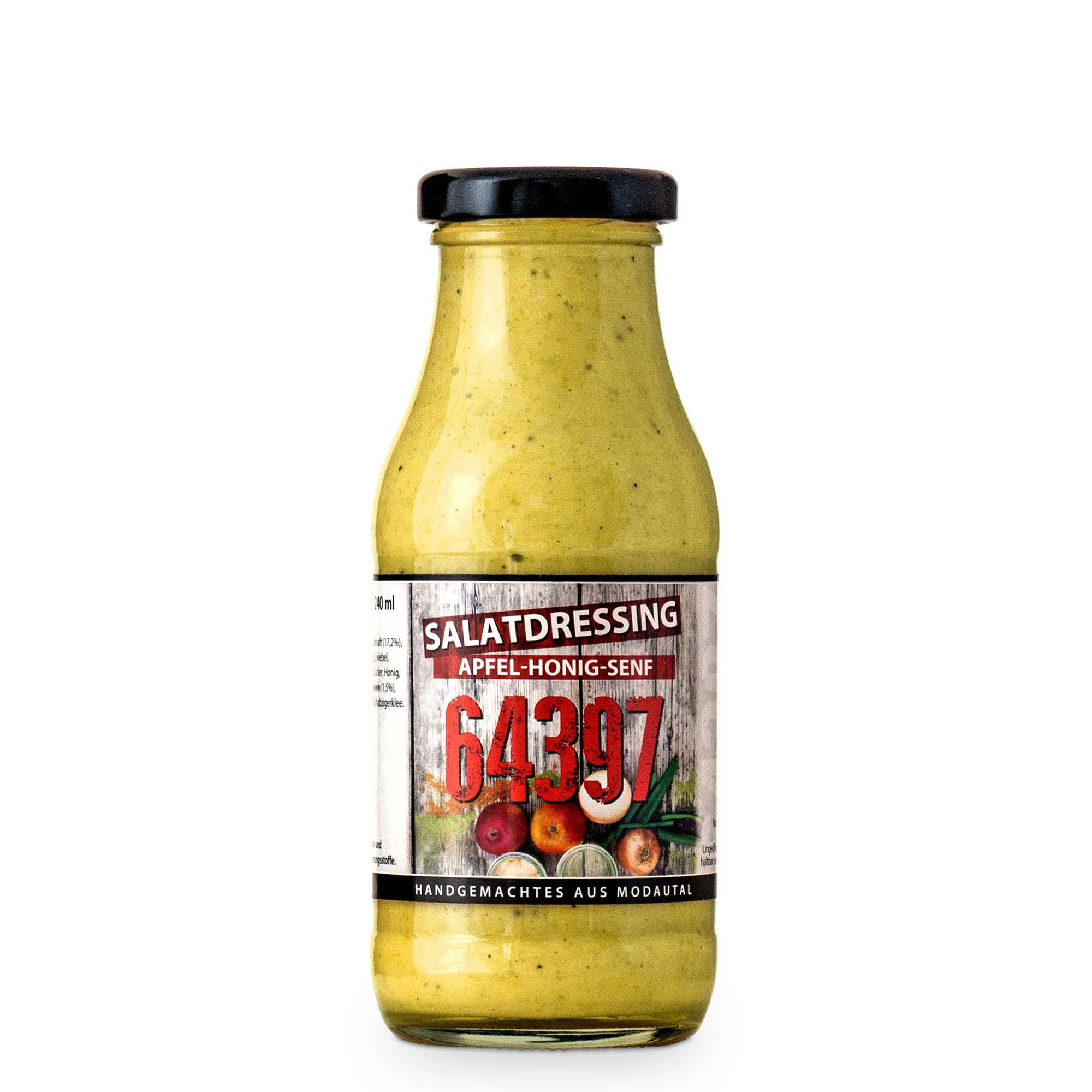 64397: Das Salat-Dressing auf Basis von Apfel-Honig-Senf aus Modaltal von Maries Franke-Focken