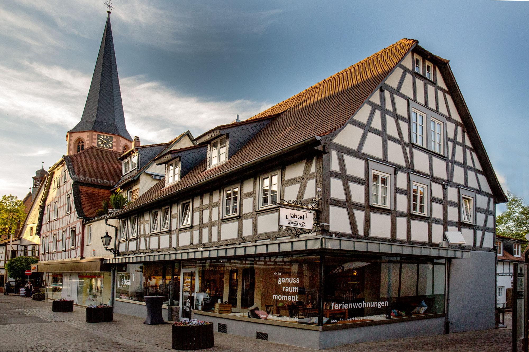 Labsal in Michelstadt