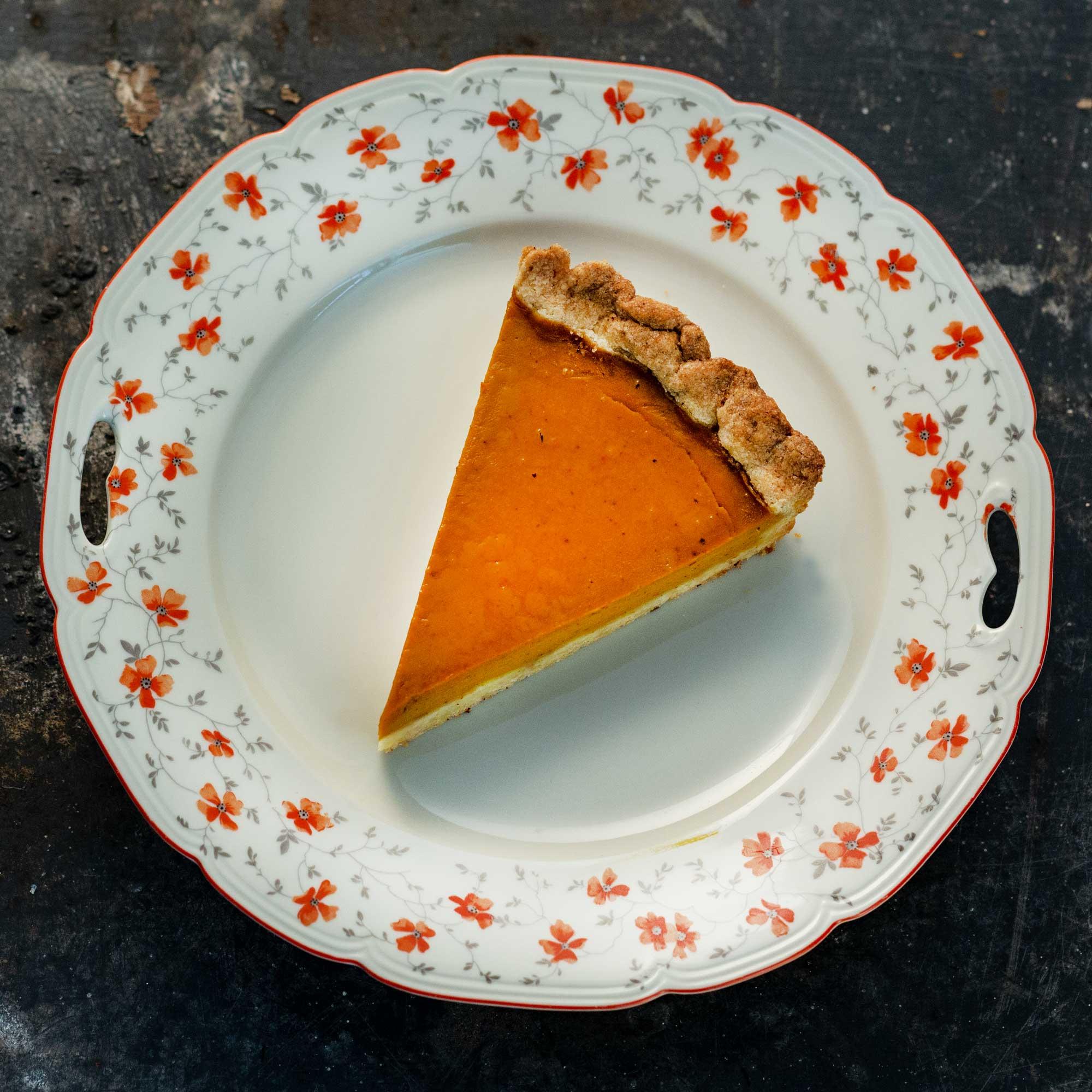 Kürbiskuchen, Pumpkin Tarte