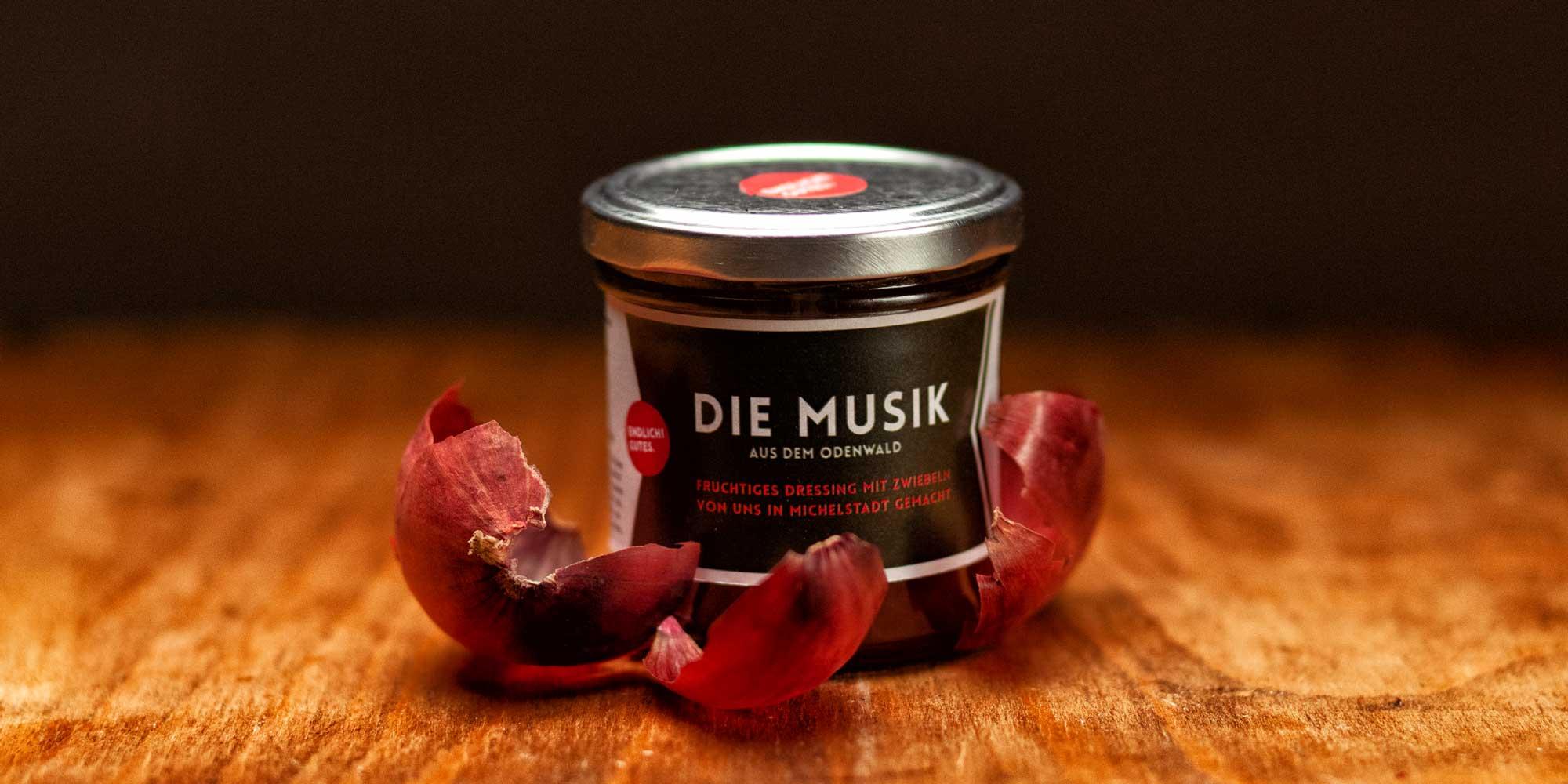 Die Musik zum Kochkäs' aus dem Odenwald von Endlich! Gutes.