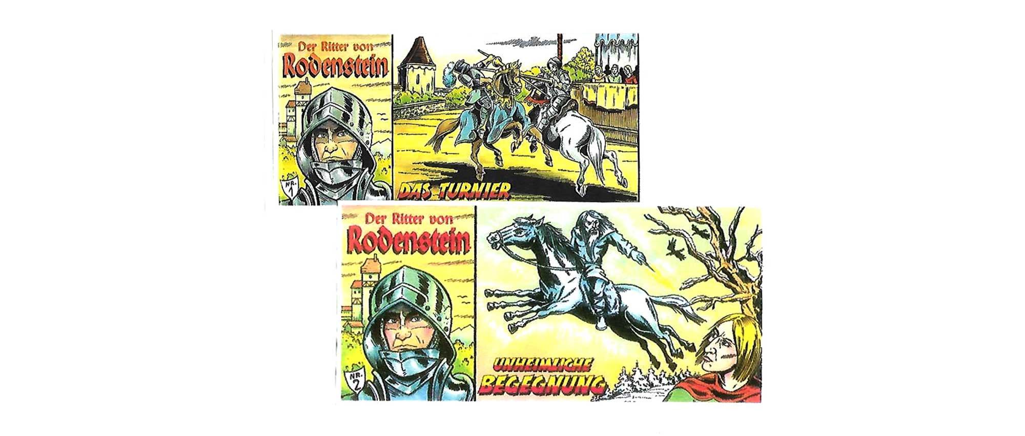 Comic – Der Ritter von Rodenstein