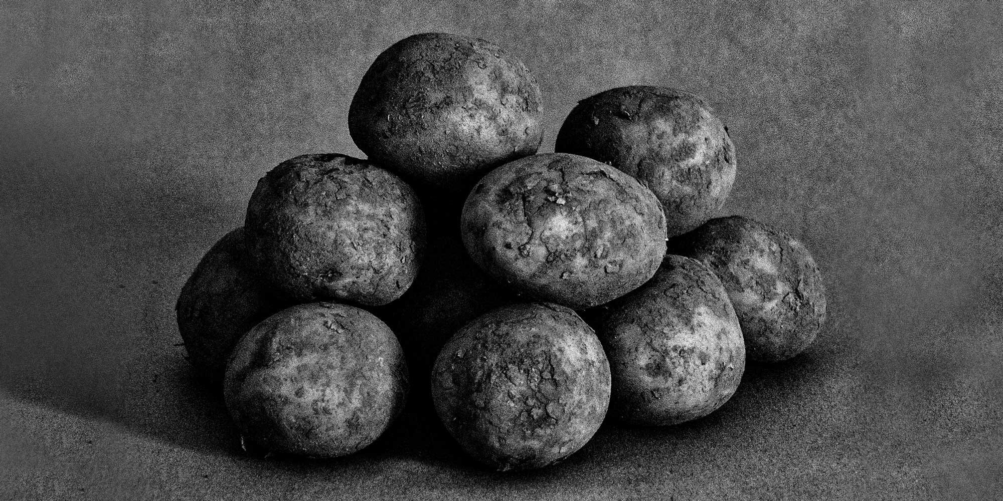Buttermilchkartoffeln, Eintopf