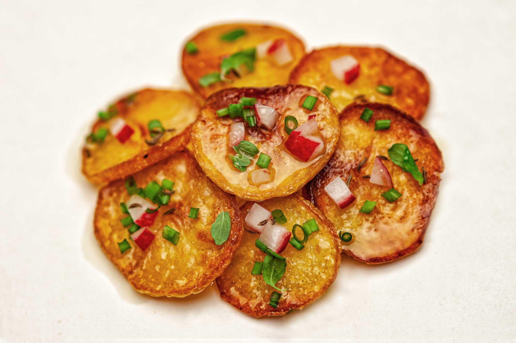 Welcher Wein von der Bergstraße passt zu Kartoffelsalat mit Würstchen