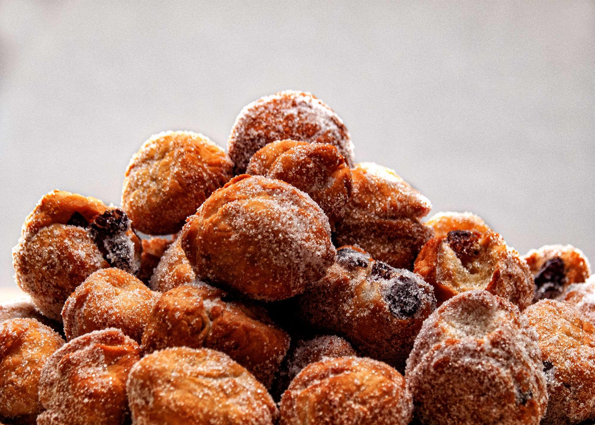Prilleken – die kleinen Fastnachtskrapfen, Fastnachtsberliner, Fastnachtskreppel, Fastnachts-Pfannkuchen aus Niedersachsen