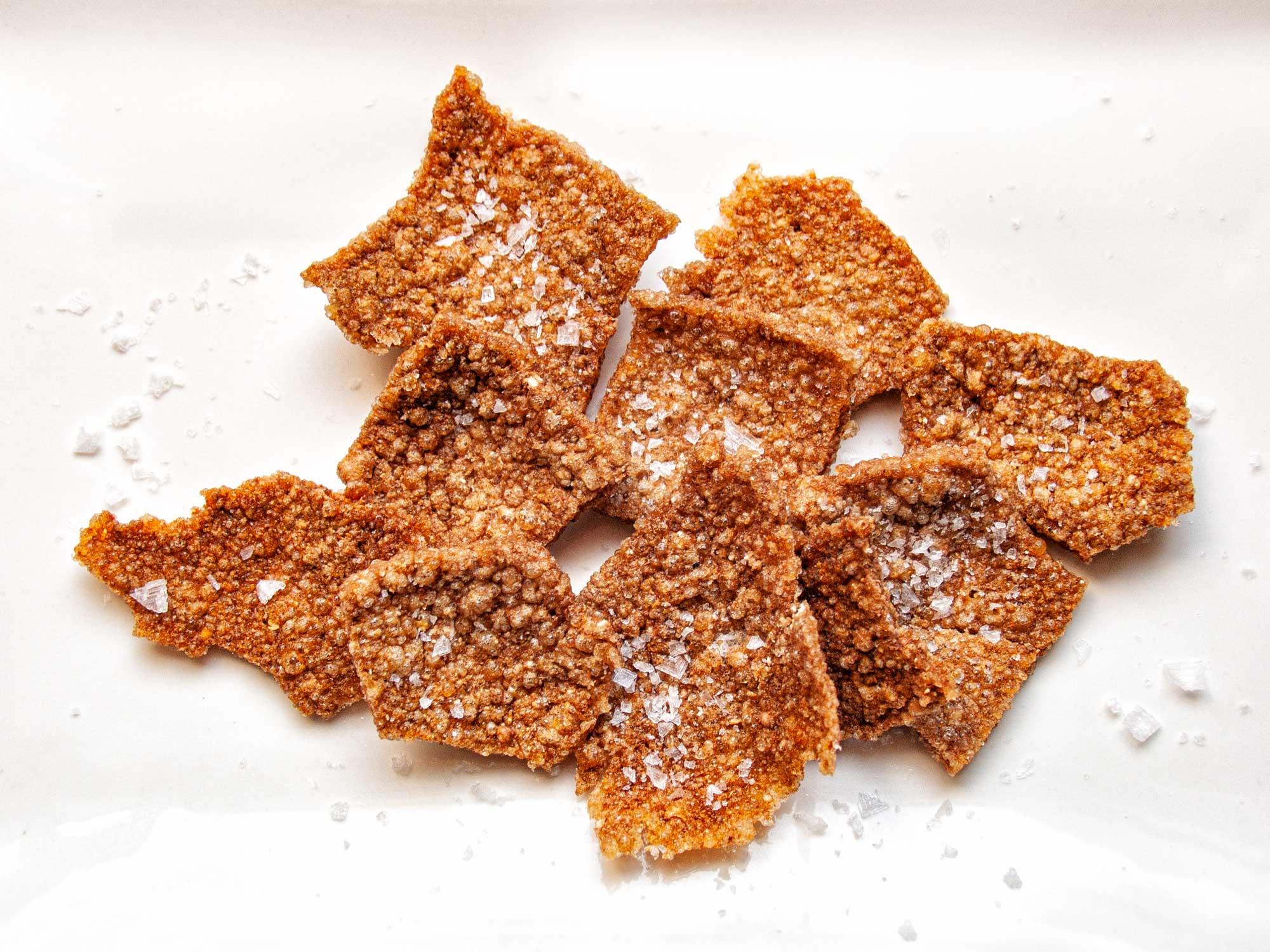 Buchweizen-Chips