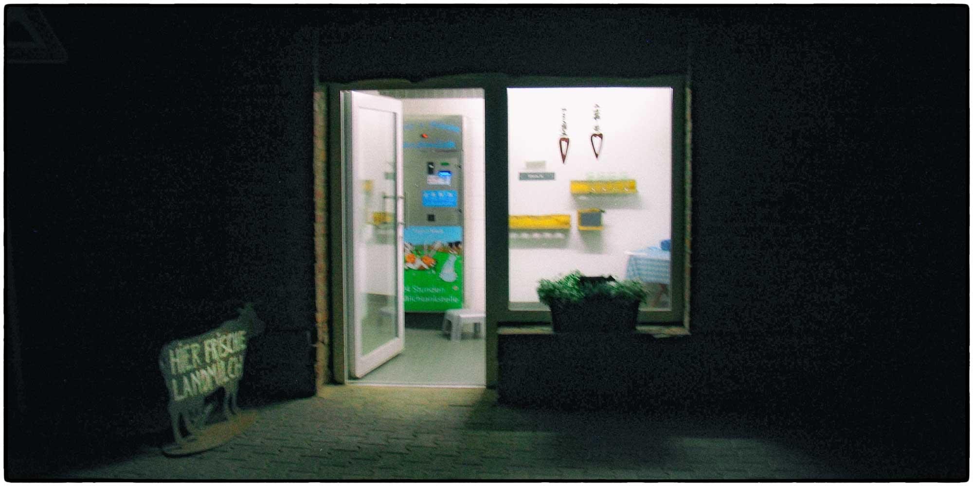 Automaten für regionale Lebensmittel im Odenwald und an der Bergstraße