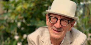 Dieter Krellman – Gestalter, Künstler, Ökologe, Aktivist, Unternehmer, Hutträger, Darmstädter – leistet Widerstand gegen die Hoffnungslosigkeit eines dystopischen Weltbilds.